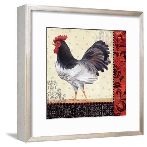 Country Touch II-Daphne Brissonnet-Framed Art Print