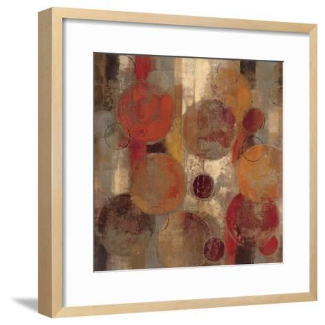 Oriental Bazaar I-Silvia Vassileva-Framed Art Print