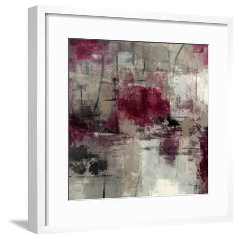 Stone Gardens III-Silvia Vassileva-Framed Art Print