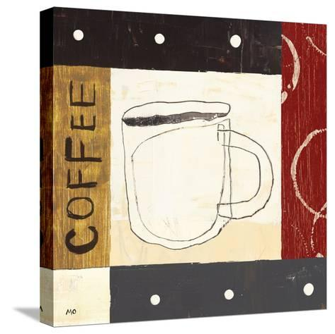Urban Coffee III-Mo Mullan-Stretched Canvas Print