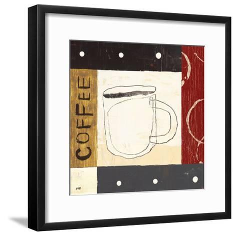 Urban Coffee III-Mo Mullan-Framed Art Print