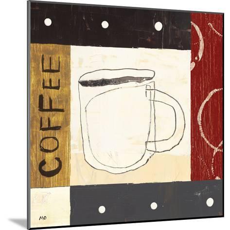 Urban Coffee III-Mo Mullan-Mounted Art Print