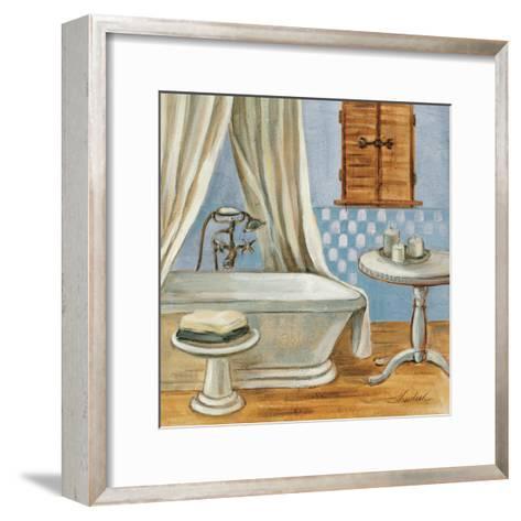 Light Bath I-Silvia Vassileva-Framed Art Print