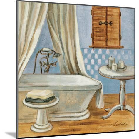 Light Bath I-Silvia Vassileva-Mounted Art Print