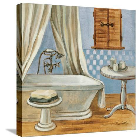 Light Bath I-Silvia Vassileva-Stretched Canvas Print