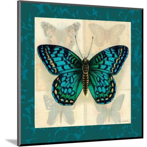 Silk Butterfly I--Mounted Art Print