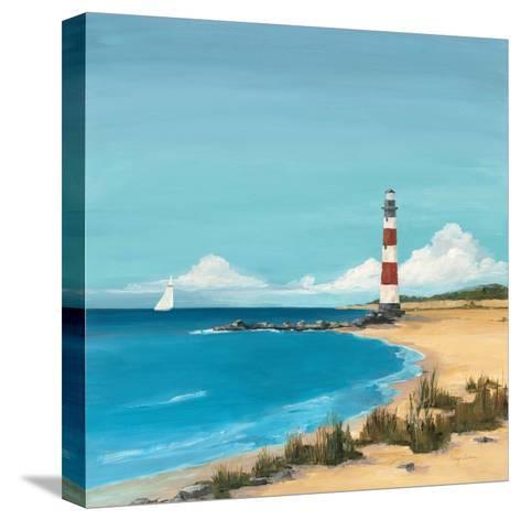 Sandy Point-Avery Tillmon-Stretched Canvas Print