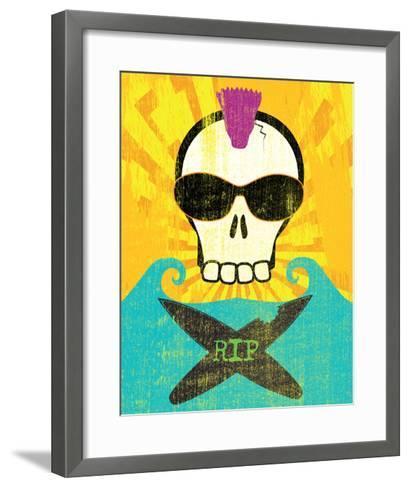 Rip-Sarah Adams-Framed Art Print