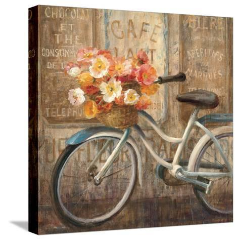 Meet Me at Le Cafe II-Danhui Nai-Stretched Canvas Print