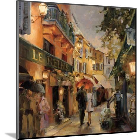 Evening in Paris-Marilyn Hageman-Mounted Art Print