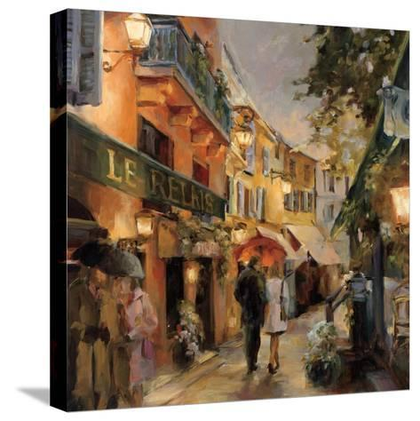 Evening in Paris-Marilyn Hageman-Stretched Canvas Print