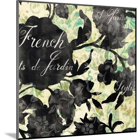 Paris Bloom I-Danhui Nai-Mounted Art Print