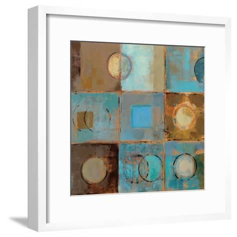 Pass Way II-Silvia Vassileva-Framed Art Print