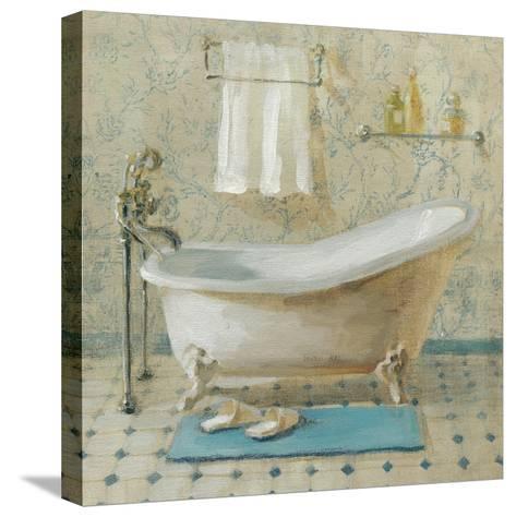 Victorian Bath III-Danhui Nai-Stretched Canvas Print