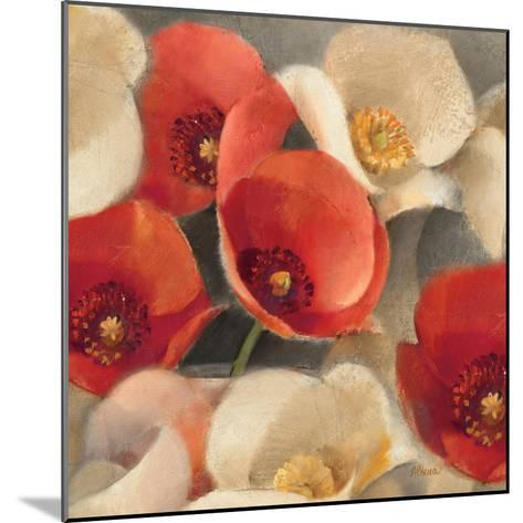 Poppies Bloom II-Albena Hristova-Mounted Art Print