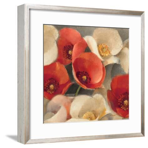 Poppies Bloom II-Albena Hristova-Framed Art Print