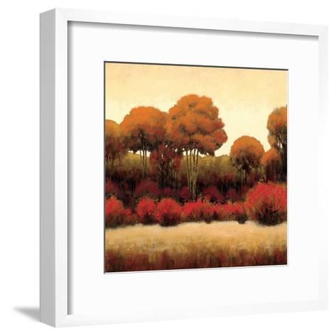 Autumn Forest II-James Wiens-Framed Art Print
