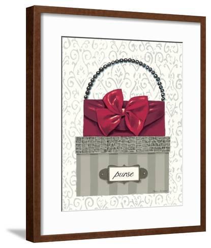 Tres Chic II-Marco Fabiano-Framed Art Print
