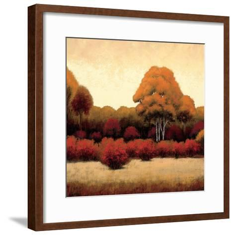 Autumn Forest I-James Wiens-Framed Art Print