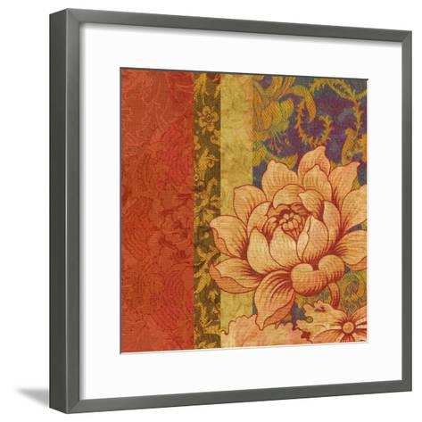Bohemian Chic II-Hugo Wild-Framed Art Print