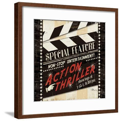 Action Thriller-Jess Aiken-Framed Art Print