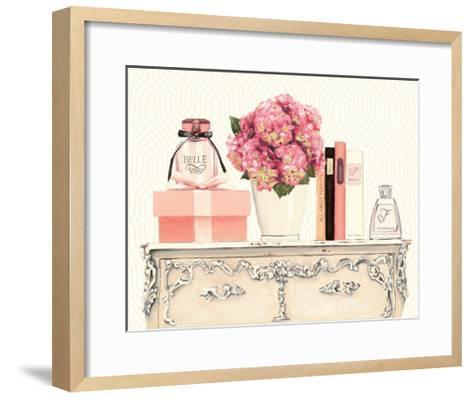 Parfum Chic II-Marco Fabiano-Framed Art Print