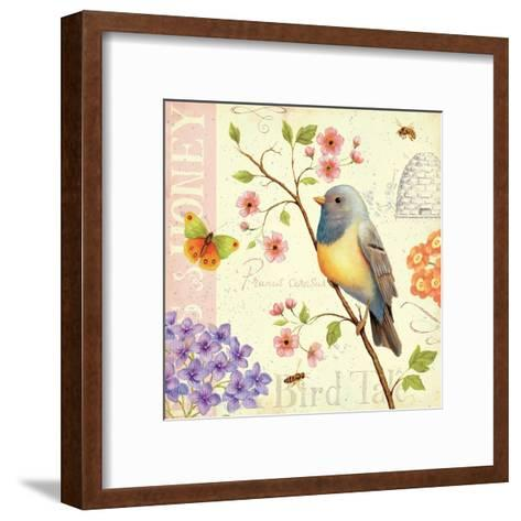 Birds and Bees I-Daphne Brissonnet-Framed Art Print