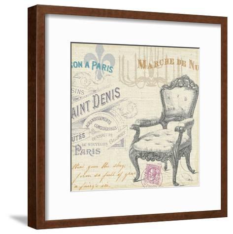 Victorian Vintage IV-Jess Aiken-Framed Art Print