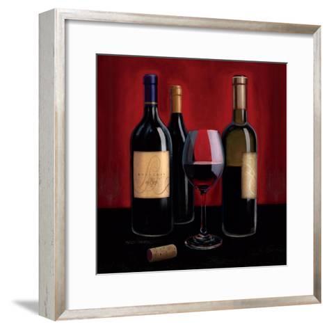 Grand Reserve Square II-Marco Fabiano-Framed Art Print