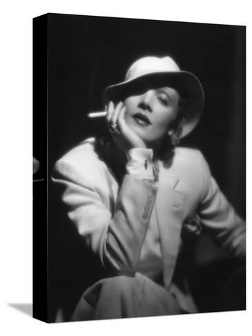 The Devil Is a Woman, Marlene Dietrich, Directed by Josef Von Sternberg, 1935--Stretched Canvas Print