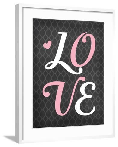 Love-Tamara Robinson-Framed Art Print