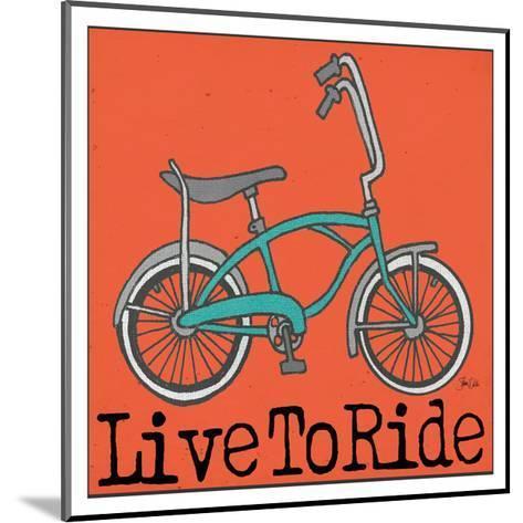 Banana Bike-Shanni Welch-Mounted Art Print