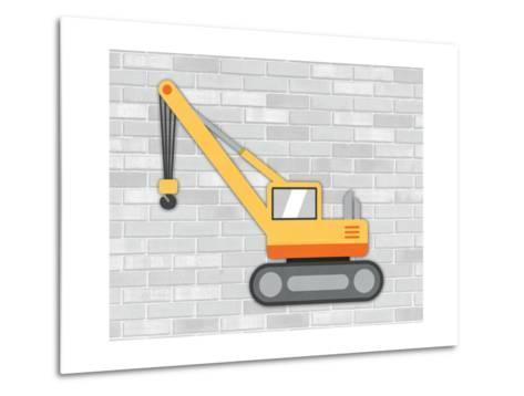 Construction 5-Tamara Robinson-Metal Print