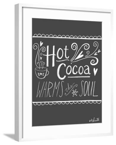 Hot Cocoa-Katie Doucette-Framed Art Print