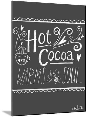 Hot Cocoa-Katie Doucette-Mounted Art Print