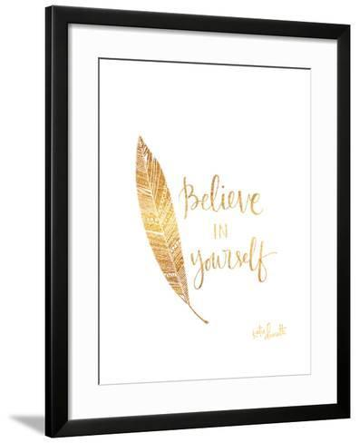 Believe in Yourself Art Print by Katie Doucette | the NEW Art.com