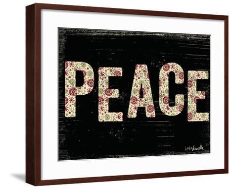 Christmas Peace-Katie Doucette-Framed Art Print