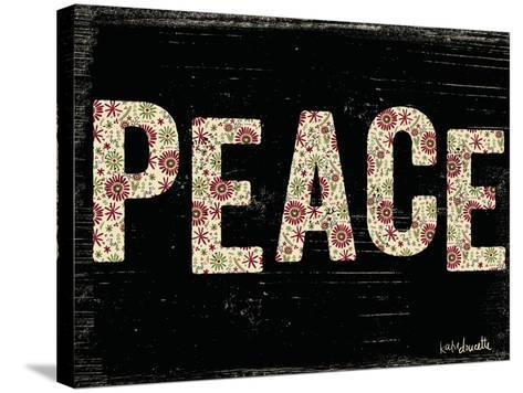 Christmas Peace-Katie Doucette-Stretched Canvas Print