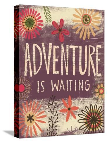 Adventure Is Waiting-Katie Doucette-Stretched Canvas Print