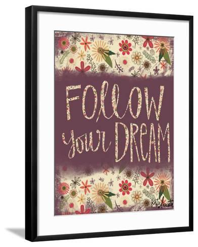 Follow Your Dream-Katie Doucette-Framed Art Print