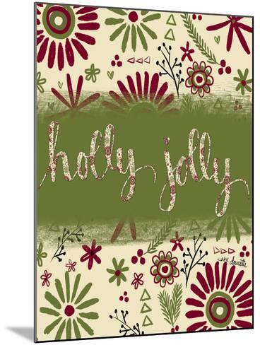 Holly Jolly-Katie Doucette-Mounted Art Print