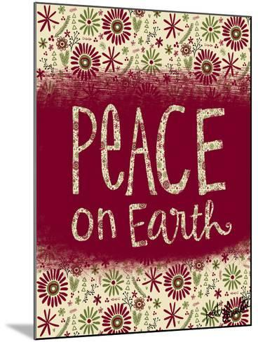 Peace on Earth-Katie Doucette-Mounted Art Print