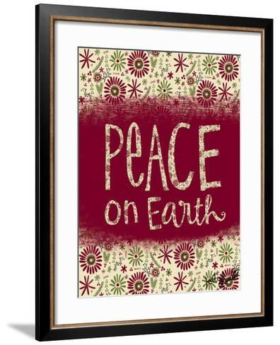 Peace on Earth-Katie Doucette-Framed Art Print