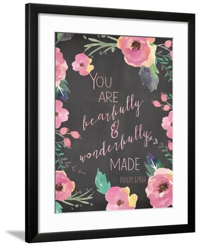 Fearfully and Wonferfully-Jo Moulton-Framed Art Print
