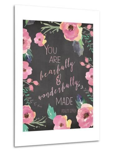 Fearfully and Wonferfully-Jo Moulton-Metal Print