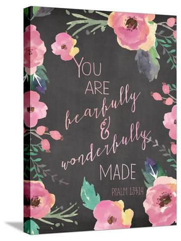 Fearfully and Wonferfully-Jo Moulton-Stretched Canvas Print