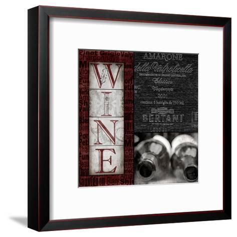 Vintage Amarone-Lisa Wolk-Framed Art Print