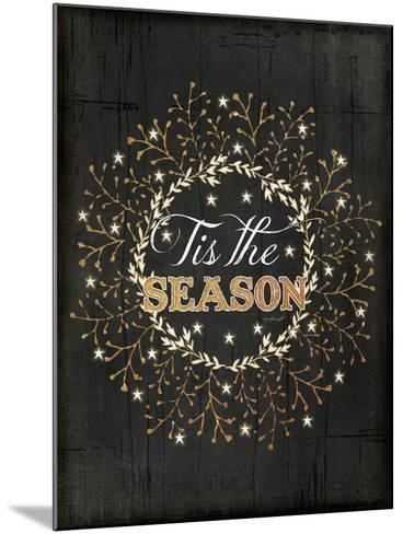 Tis the Season-Jennifer Pugh-Mounted Art Print
