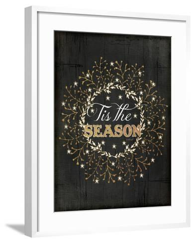 Tis the Season-Jennifer Pugh-Framed Art Print