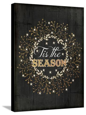 Tis the Season-Jennifer Pugh-Stretched Canvas Print
